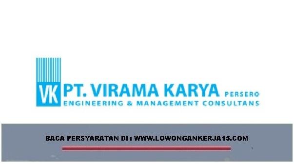 Lowongan Kerja BUMN PT Virama Karya (Persero) Februari 2019