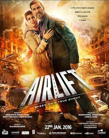 Airlift 2016 Official Trailer