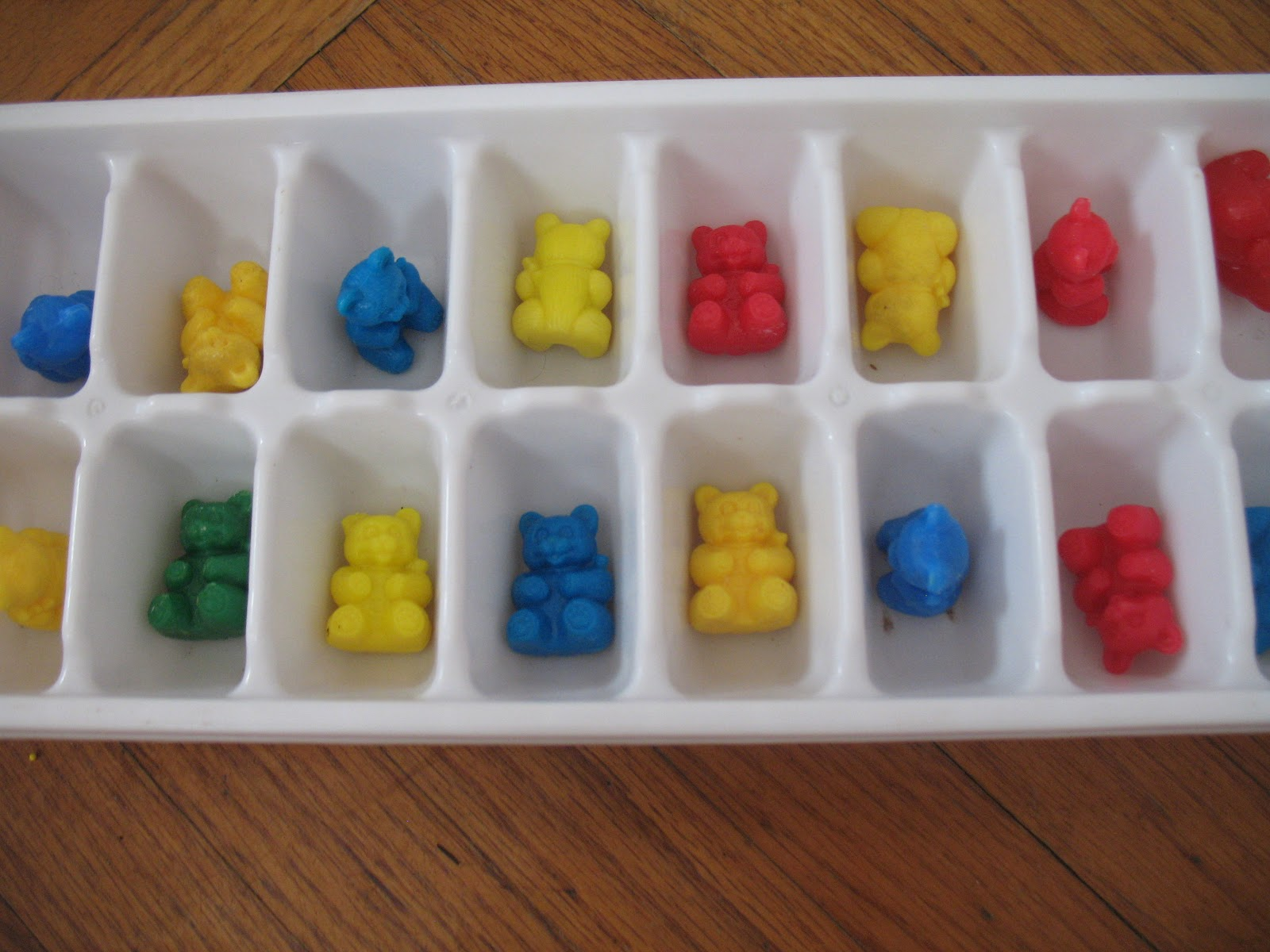 We Can Do All Things Early Learning With Teddy Bear Counters