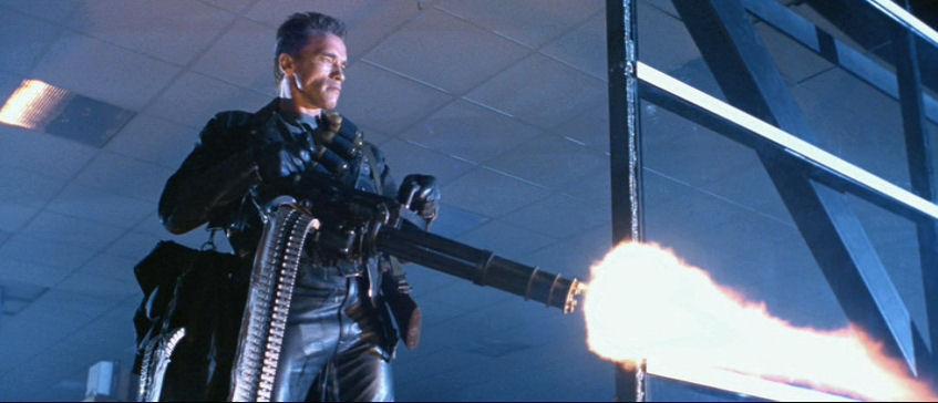 Arnie no se calienta la cabeza: las reglas de fuego automático en Savage Worlds están por algo