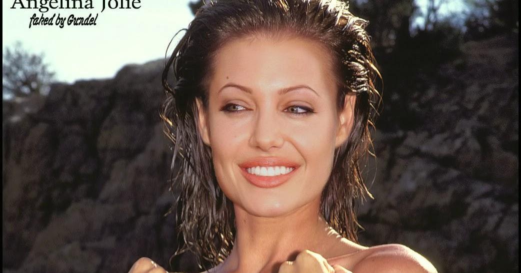 Angelina Jolie Porno Fake 11