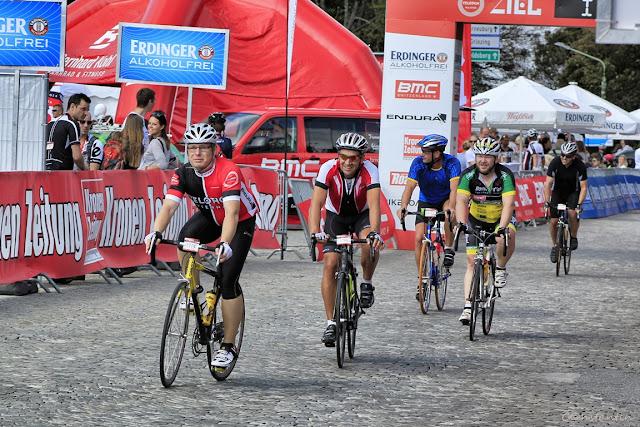 Kahlemberg - cursa ciclistă pentru amatori - blog FOTO-IDEEA