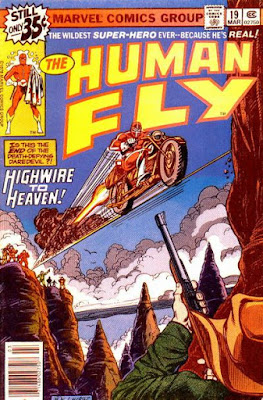 Human Fly #19, last issue