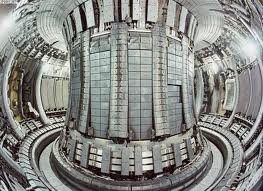 interior do tokamak