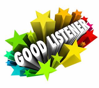 Good Listener Listening Skills to Develop effective and Active listening
