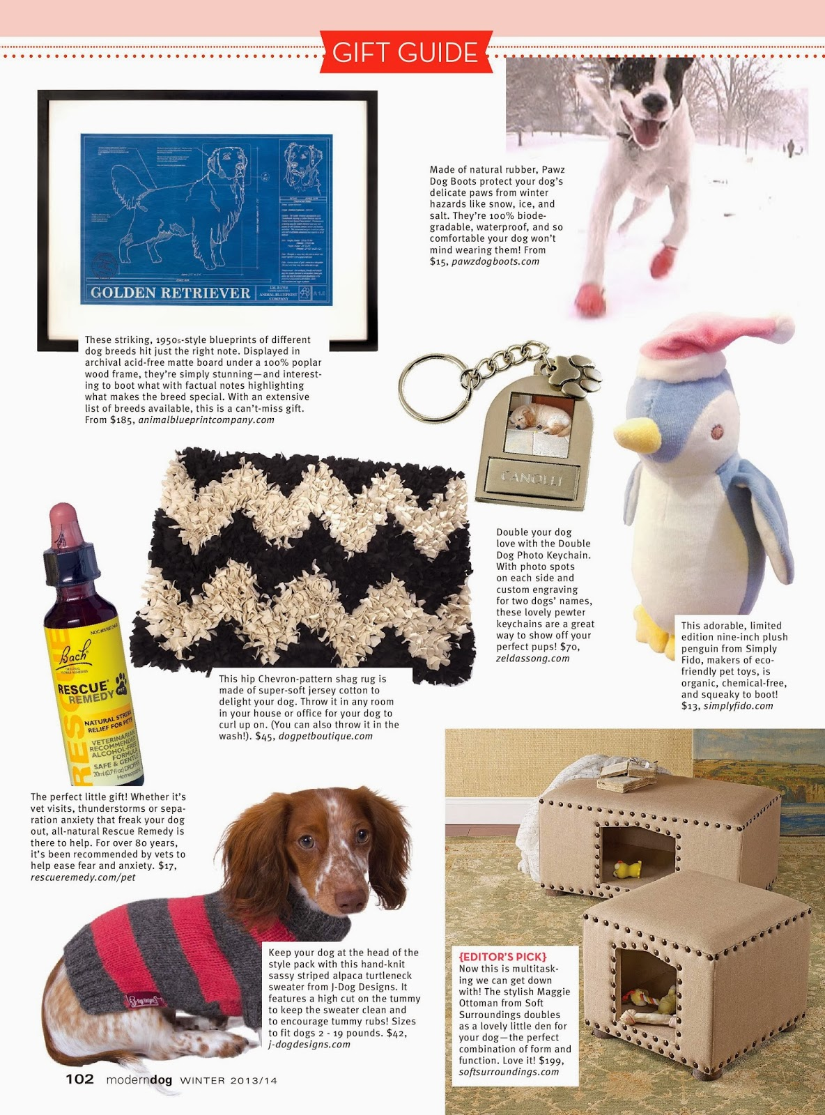 To you modern dog magazine features animal blueprint companys posted by to media co at 350 pm malvernweather Image collections