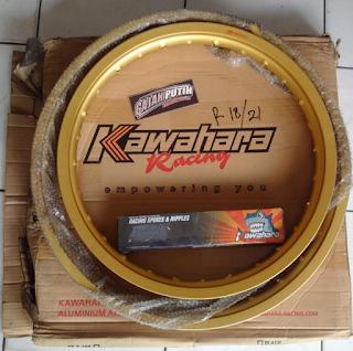 Daftar Harga Velg Motor Kawahara Racing Terbaru 2017