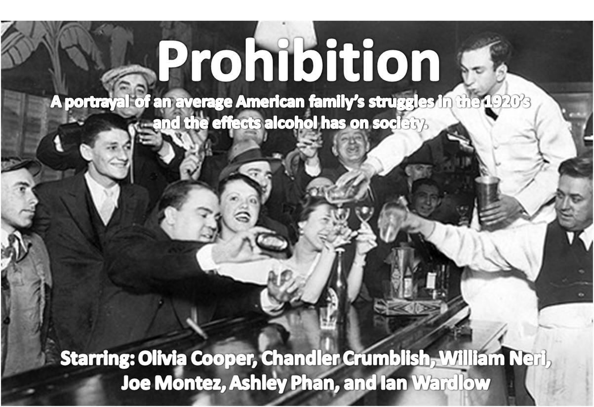the failed prohibition Prohibition is a three-part, five-and-a-half-hour documentary film series on pbs directed by ken burns and lynn novick that tells the story of the rise, rule, and.