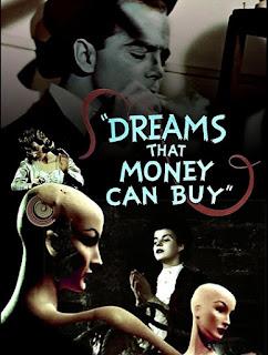 Póster película Sueños que el dinero puede comprar