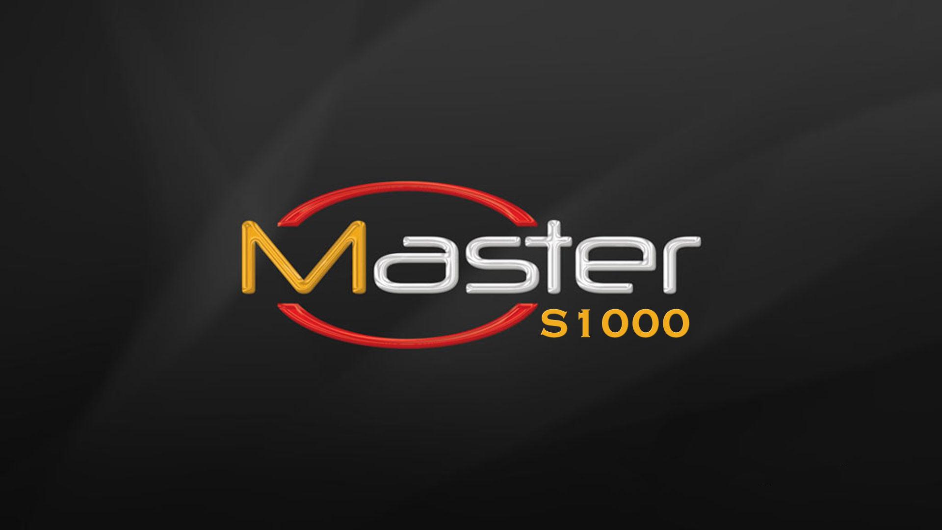 Software Master S1000 TGX140 Update Firmware Receiver