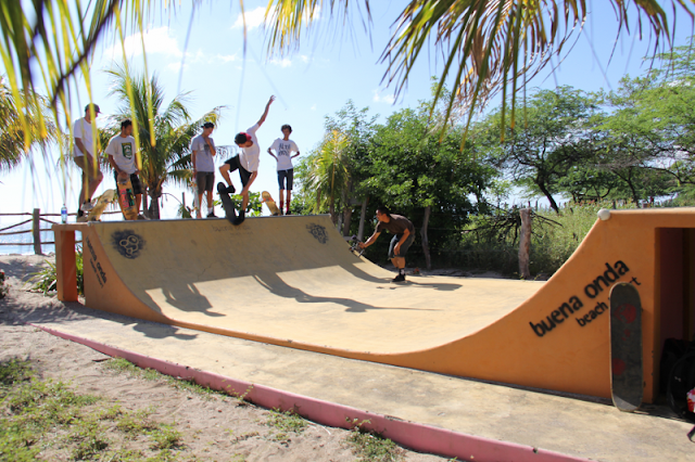 buena onda skatepark nicaragua