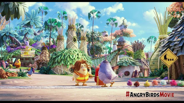 Foto dan Video The Angry Birds Movie