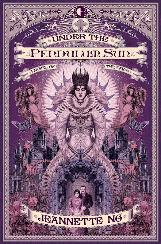 Interview with Jeannette Ng, author of Under the Pendulum Sun