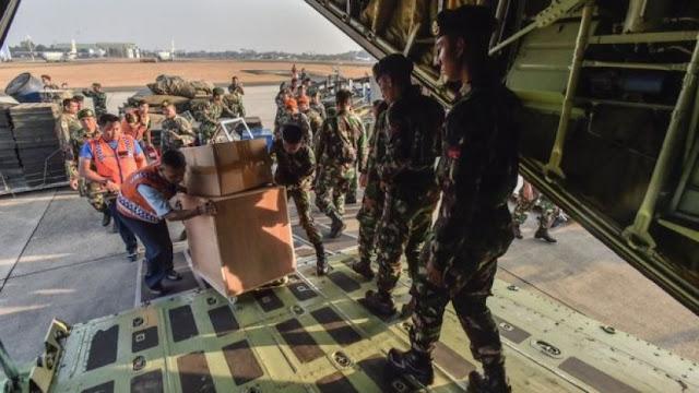 Gempa dan Tsunami Sulteng, Jokowi Umumkan Indonesia Siap Terima Bantuan Asing