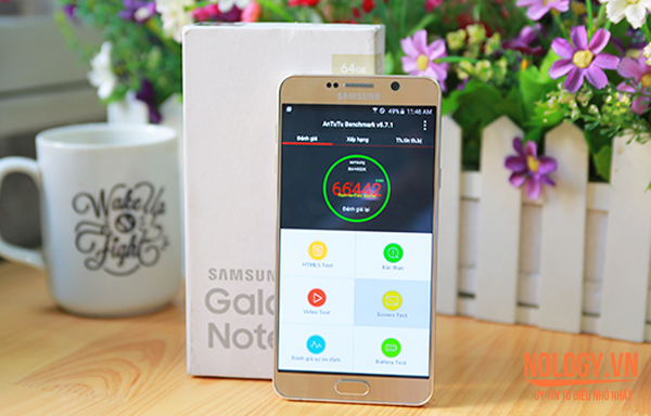 bán Samsung Galaxy Note 5 cũ