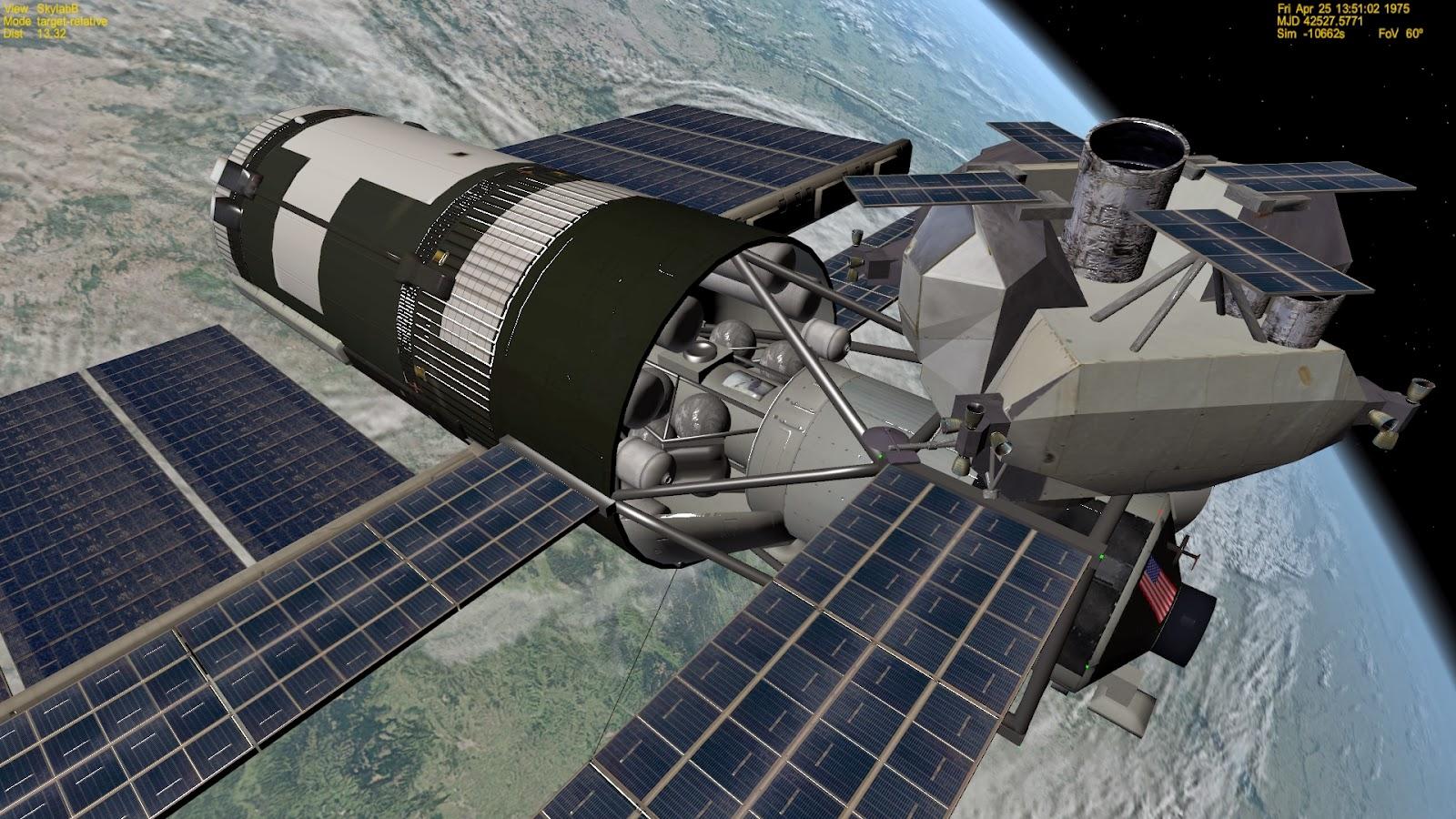 skylab space station crash - photo #15