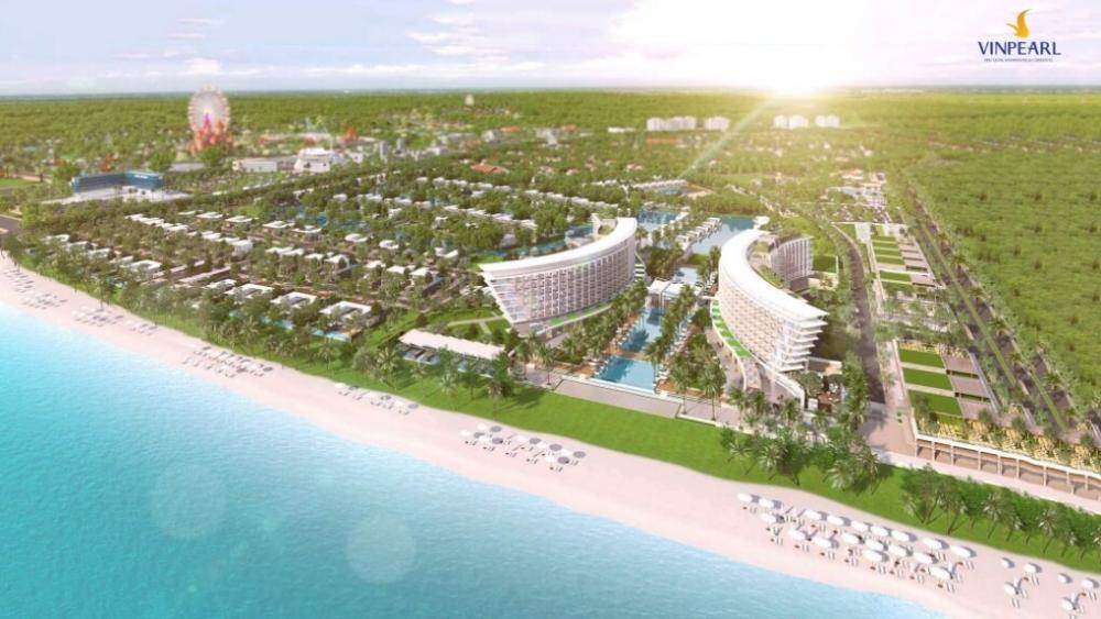 Phối cảnh dự án Sophouse Phú Quốc