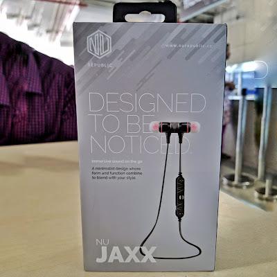 NU JAXX Headphones