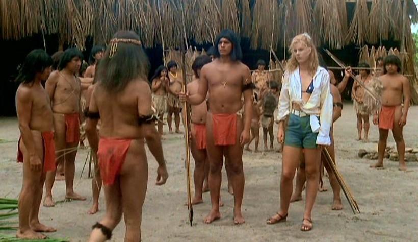 House of Self-Indulgence: Amazonia: The Catherine Miles ...