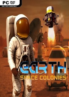 Download Earth Space Colonies Full Crack For PC
