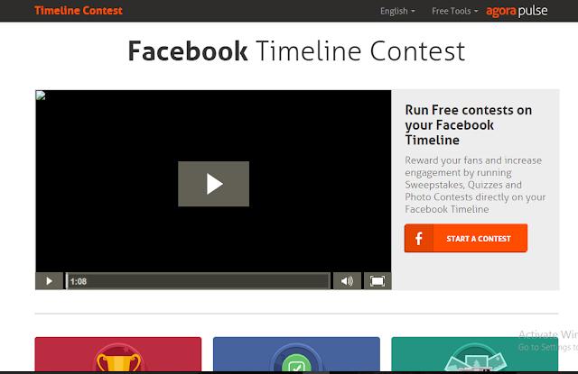 Facebook Timeline Contest