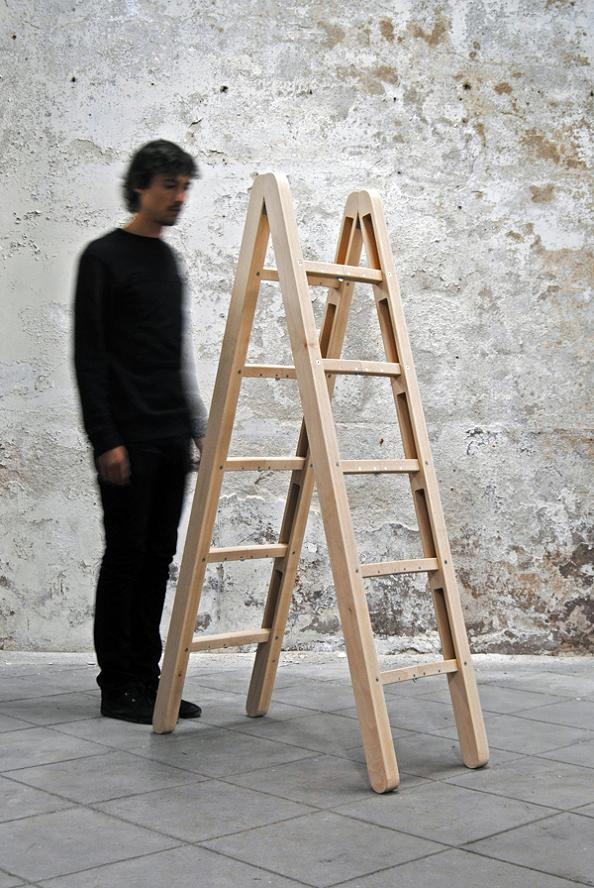 12 Creative Ladders And Cool Ladder Designs