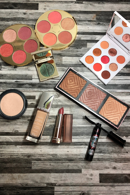 Weekly Makeup: (Tarte, Colorpop, Stila, Makeup Geek, Milani, Dior, Maybelline, Essence)