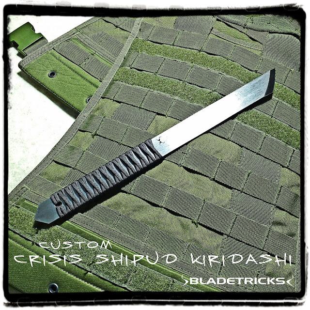 Best knife maker custom fighter kiridashi