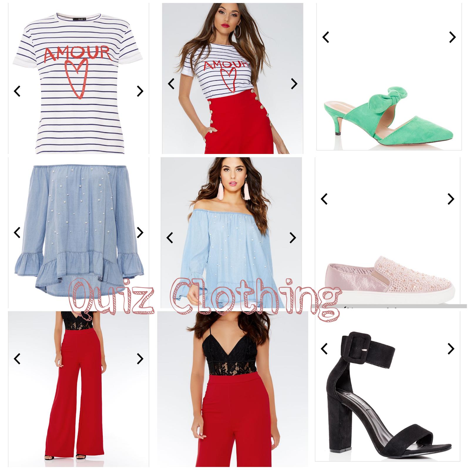Quiz Clothing Spring Fashion Miau Potingues