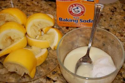 Kết hợp chanh và soda baking bạn sẽ có 1 thức uống tốt cho sức khỏe-https://kynangsongkhoe247