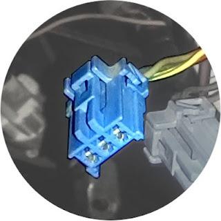 hondash dlc connector 3 pin