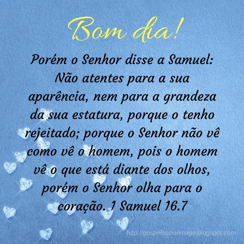 Imagem Com Frases Da Bíblia De Bom Dia 1 Samuel 167 Imagens