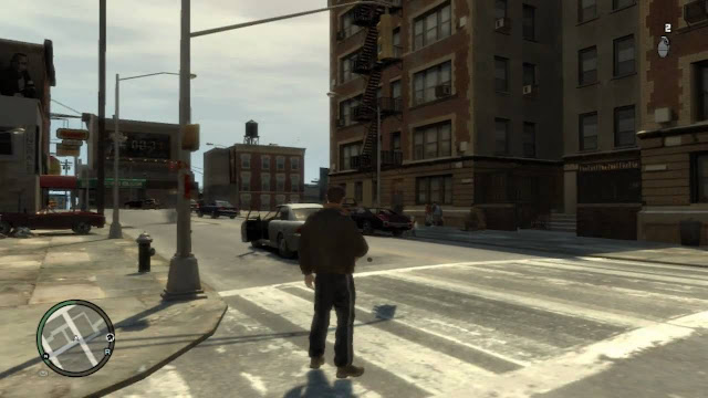 Grand Theft Auto IV (GTA 4) Full Version for PC Gameplay 1