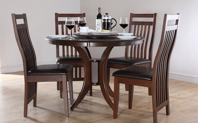 bàn ghế gỗ đẹp tại skyhome