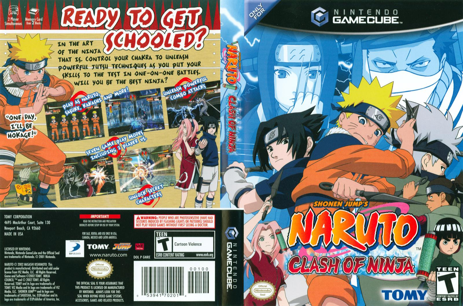 Naruto clash of ninja revolution 3 rom Download