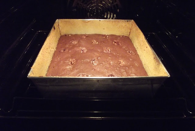 Kuchnia francuska #4 - Brownies aux noix de pécans - zdjęcia ciasta 1 - Francuski przy kawie