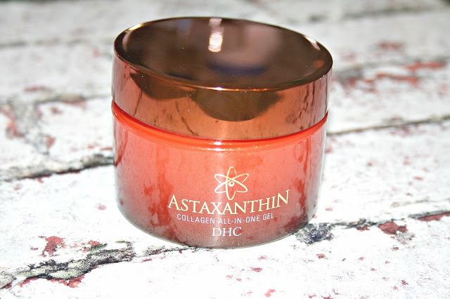DHC Astaxanthin Collagen All-in-One Gel