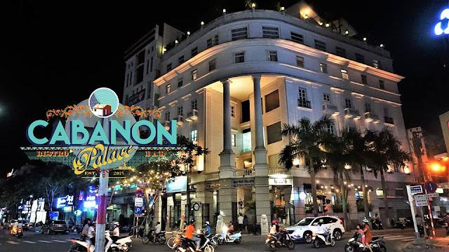 Cabanon Palace - Nhà hàng Pháp truyền thống nằm giữa lòng Đà Nẵng