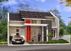 model rumah minimalis modern 1 lantai   desain rumah idaman