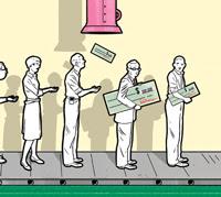 Korea, Seniority, Merit, Wage, Pay
