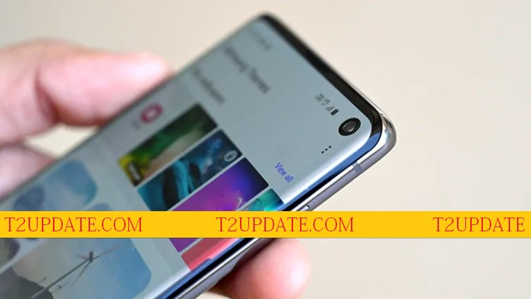 Samsung Galaxy S10 Design T2UPDATE