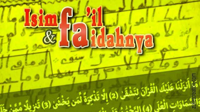Makalah Isim Fa'il dan Faidahnya