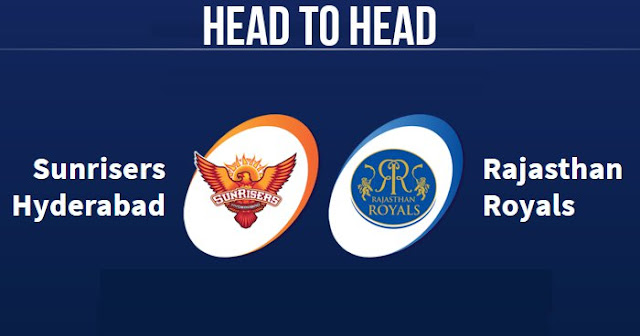 SRH vs RR Head to Head: RR vs SRH Head to Head IPL Records