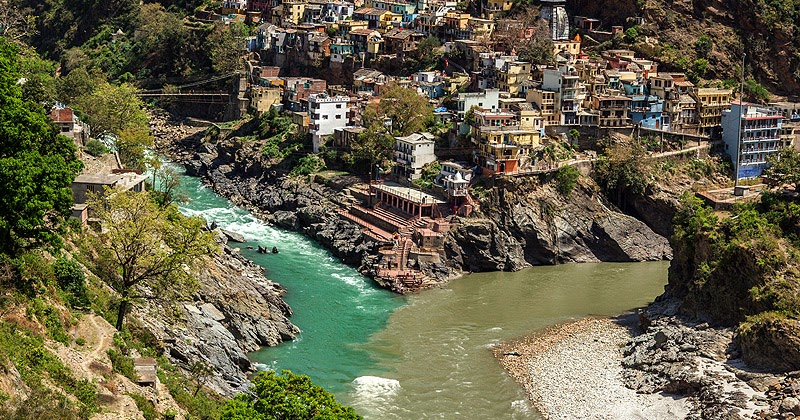 9 pertemuan sungai menakjubkan di dunia