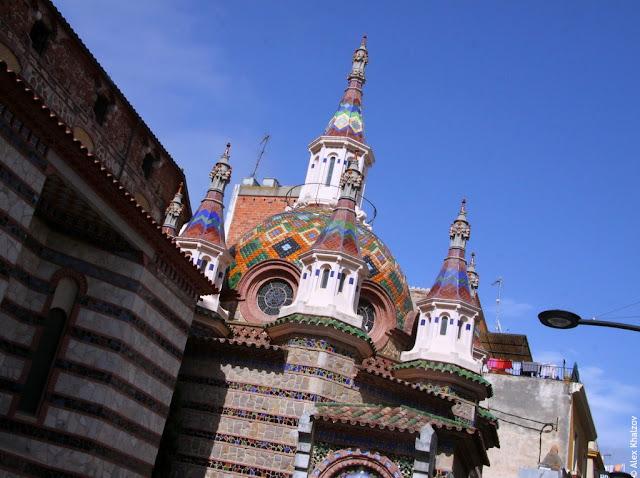 Церковь Иглесиа Сан Рома