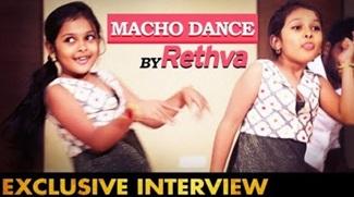 Baby Artist Rethva Iswar Cutest version of Mersal – Maacho Tamil Video | Vijay, Kajal Aggarwal