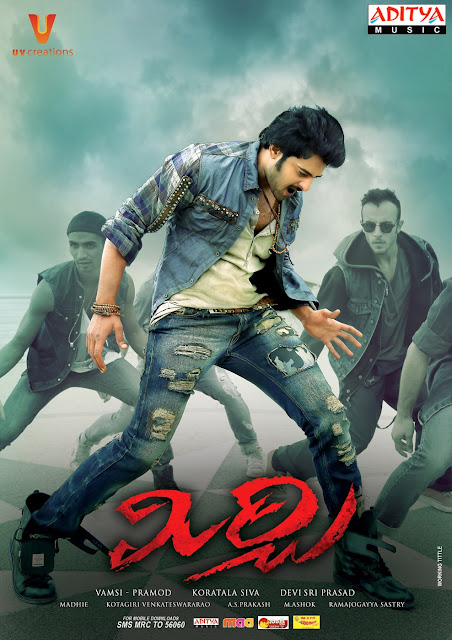 Mirchi Movie hot posters
