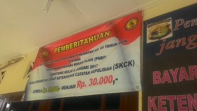 Cara Membuat SKCK di Bandar Lampung