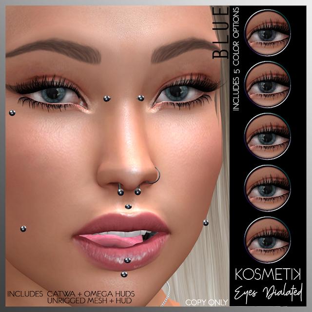 .kosmetik Eyes Dialated