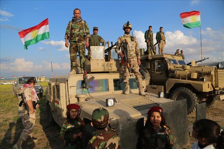 Ratusan Terduga Anggota ISIS di Irak Serahkan Diri
